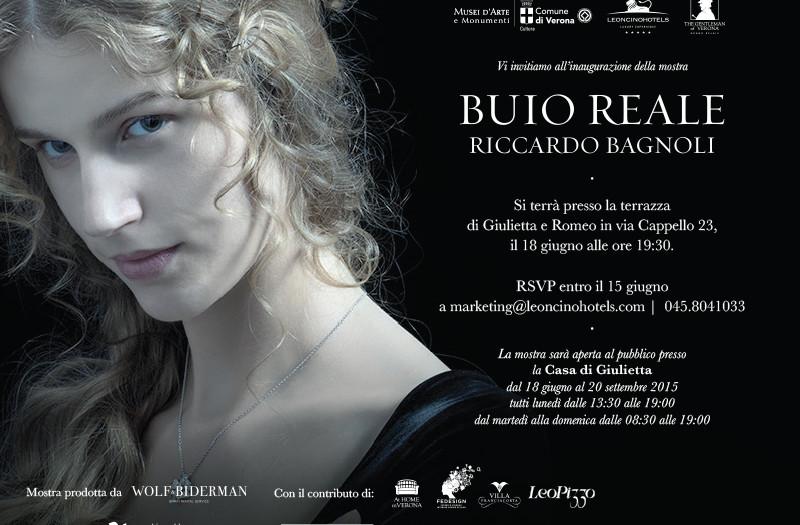 Buio Reale a casa Giulietta - Verona